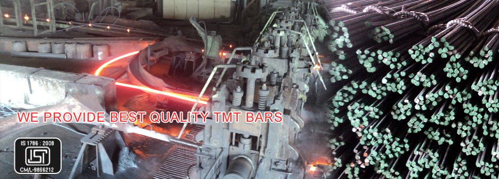 Welcome to Bansal Ispat Udyog - TMT bars, TMT Saria, TMT